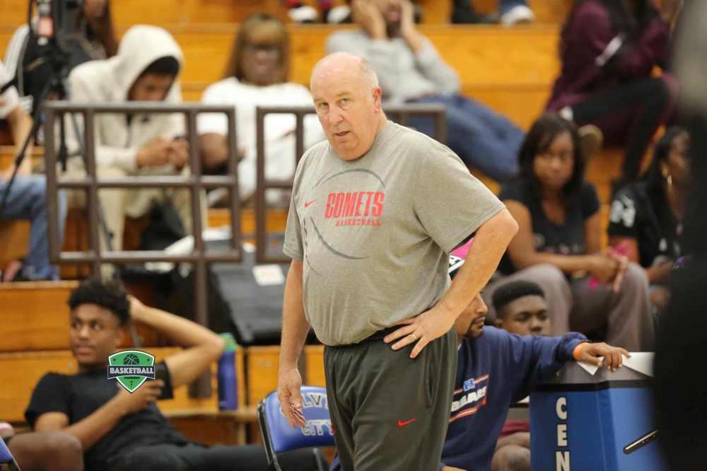 Coach Ed Azzam