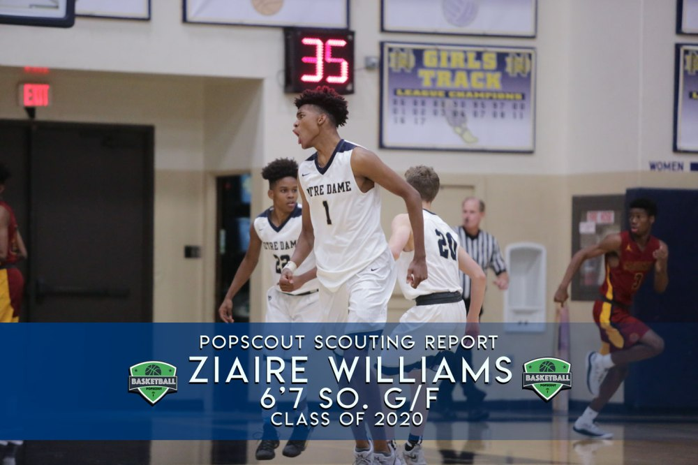 ziaire-willliams