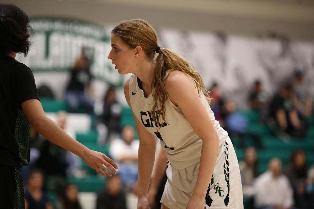 GHC High School Girls Basketball